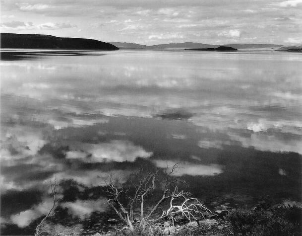 Ansel Adams, Mono Lake