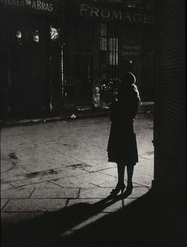 Brassai, Photographer, Paris, Night