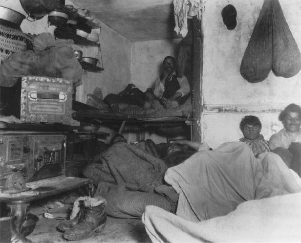 an analysis of how the other half life and the life of jacob riis How the other half lives: the portrayal of jacob riis' of a normative family life among makes greats like jacob riis and his book 'how the other half.