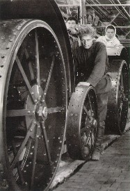 Tractor Factory, Stalingrad