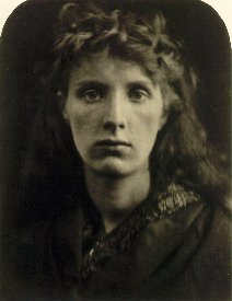 Julia Margaret Cameron, Mountain Nymph
