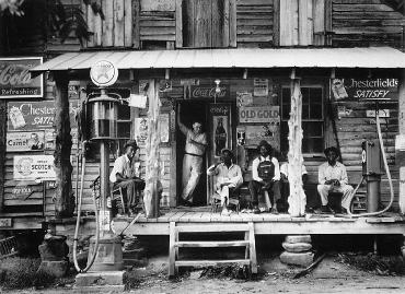 Dorothea Lange, Country Store