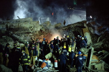 5 More Found, Ground Zero