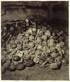 Nadar, The Catacombs