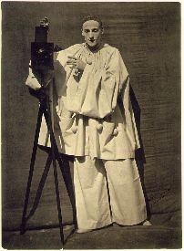 Nadar, Pierrot the Photographer